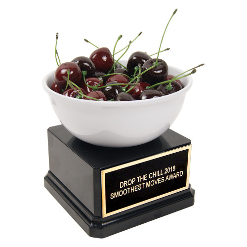Bowl of Cherries Trophy