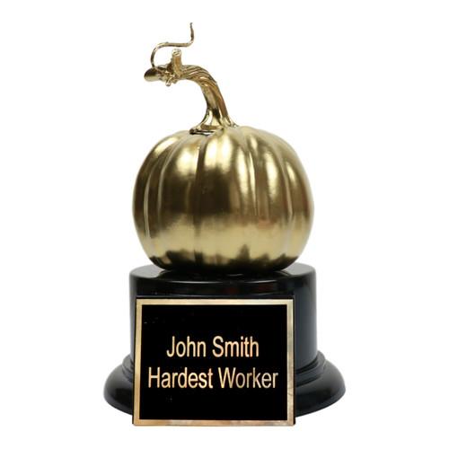 Golden Pumpkin Trophy