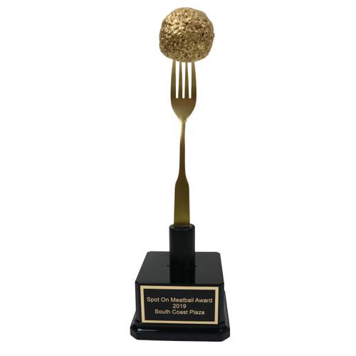 Golden Meatball Award