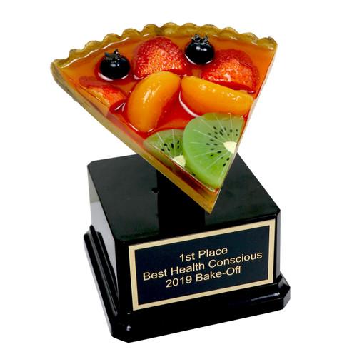 Fruit Tart Trophy