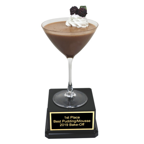 Chocolate Mousse Trophy