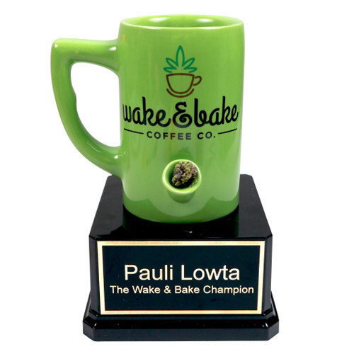 Wake and Bake Trophy
