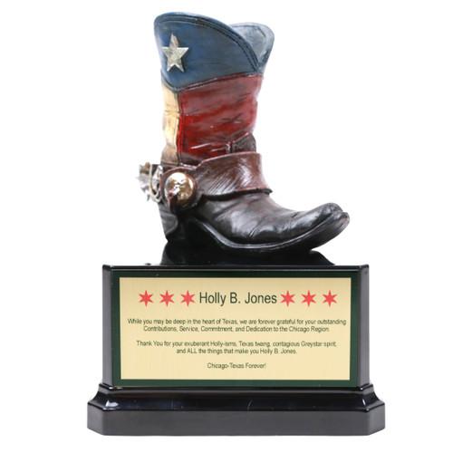 Cowboy Boot Award