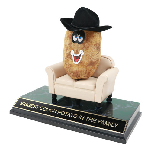 Couch Potato Trophy