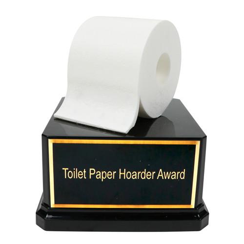 Toilet Paper Trophy