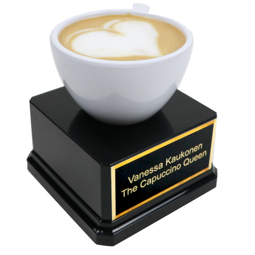 Cappuccino Trophy