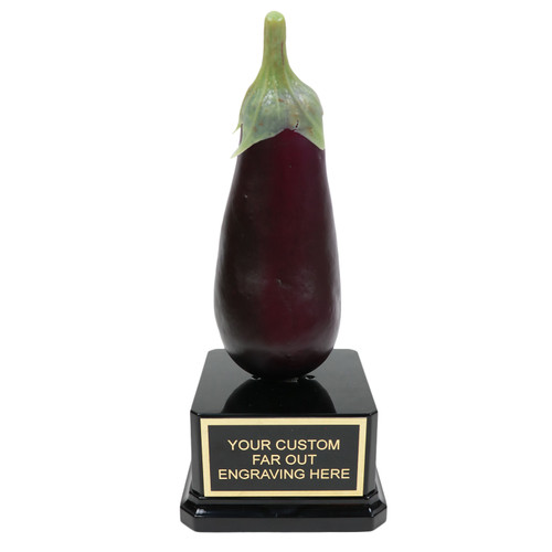 Eggplant Trophy
