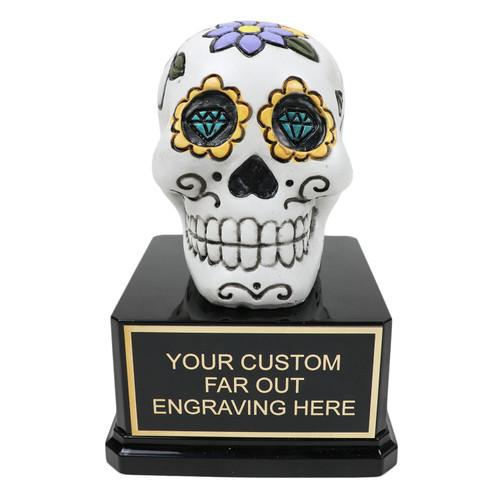 Sugar Skull Trophy