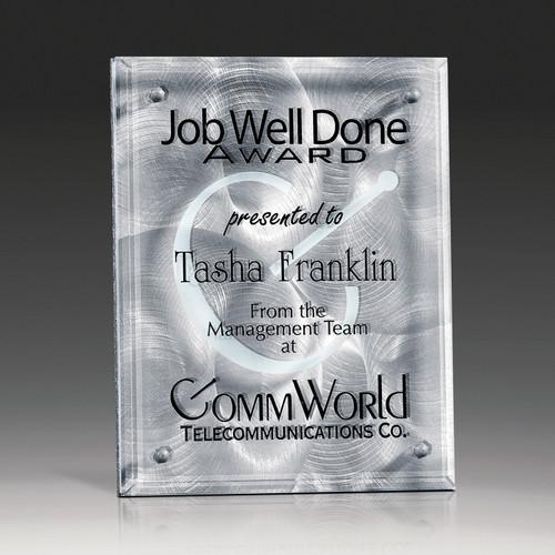 Fascination Plaque Award