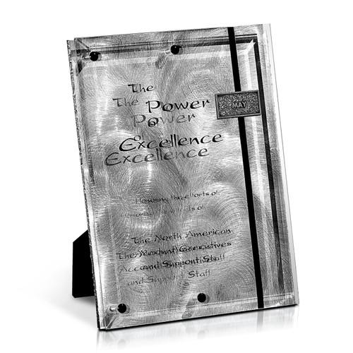 Perpetual Fascination Plaque Award