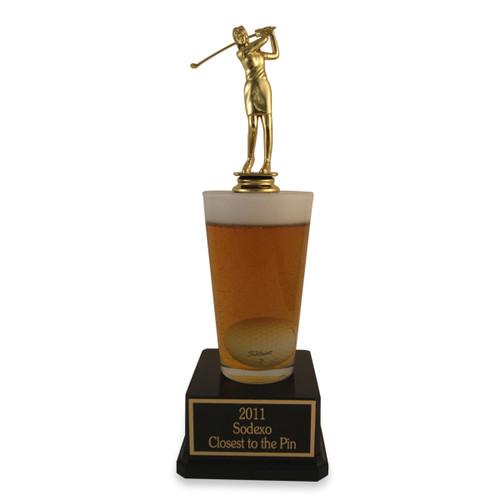 Female Golf Pint Trophy