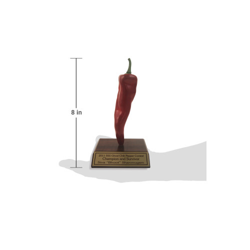 Red Hot Chili Pepper Trophy