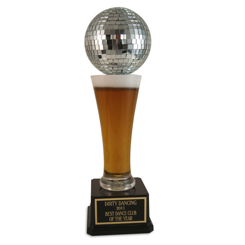 Disco Beer Trophy