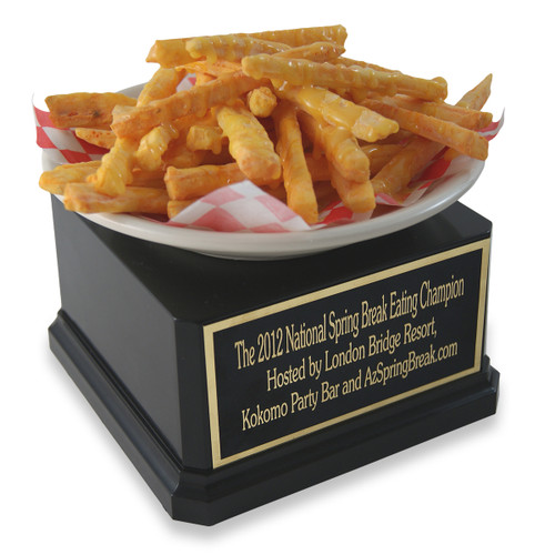 Cheese Fry Trophy