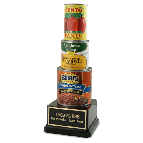 Canned Food Trophy