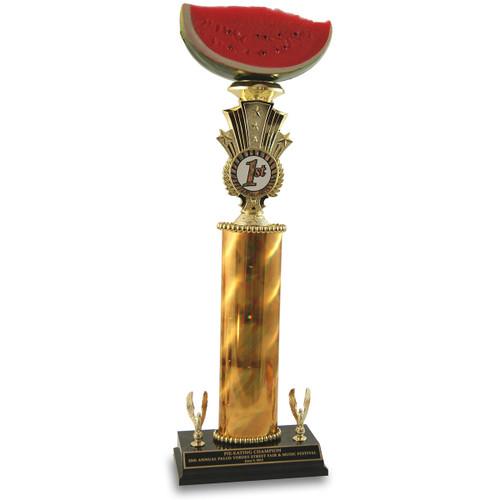 Jumbo Watermelon Trophy