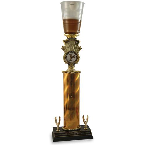 Jumbo Beer Pong Trophy