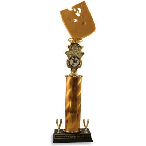 Jumbo Cheese Trophy