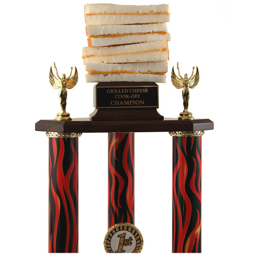 Super Grilled Cheese Trophy