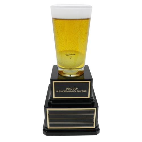 Perpetual Irish Mulligan Golf Trophy
