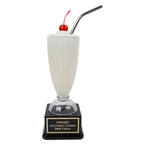 Vanilla Milkshake Trophy
