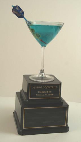 Perpetual Dart Martini Trophy
