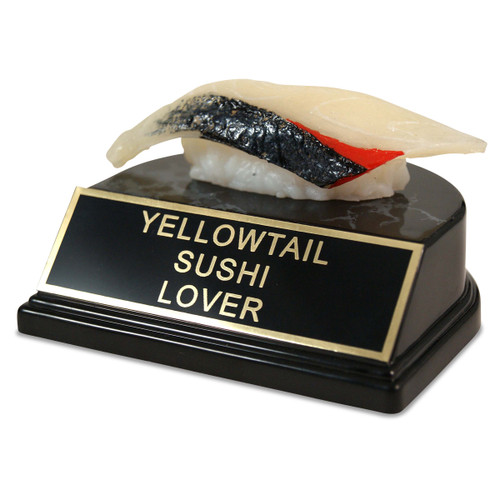 Yellowtail Sushi Trophy