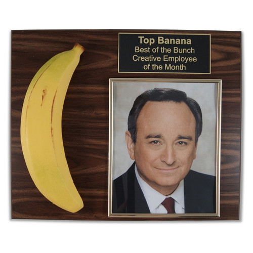 Top Banana Plaque