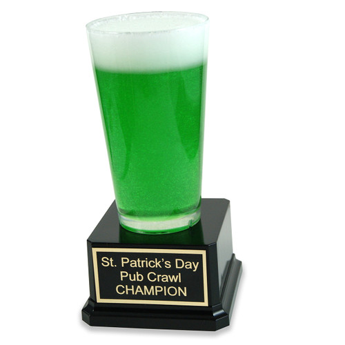 Green Beer Trophy