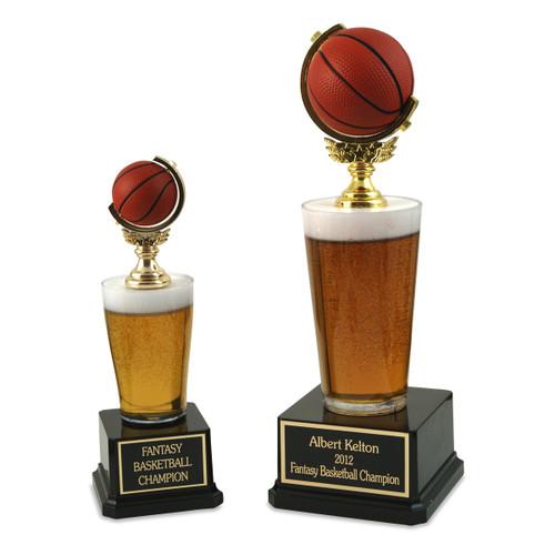 Jr. Beer Pilsner and Beer Pint
