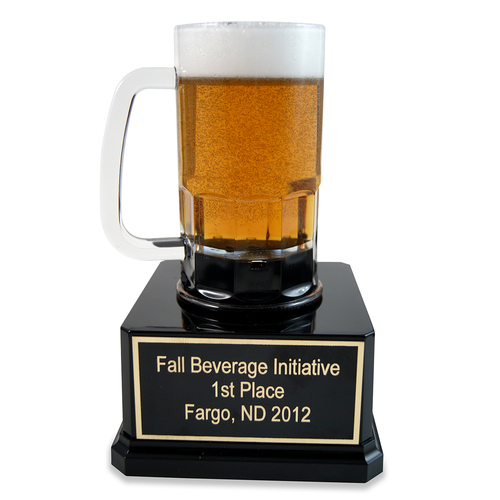 Beer Mug Trophy