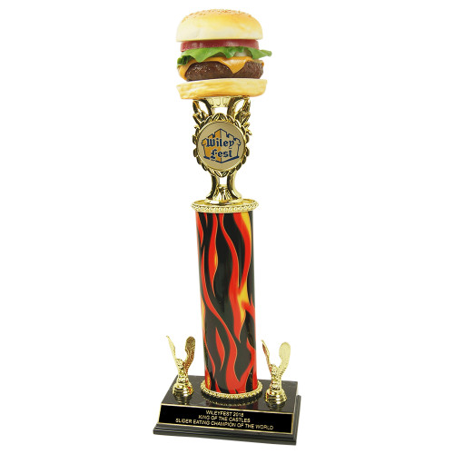 Jumbo Cheeseburger Trophy