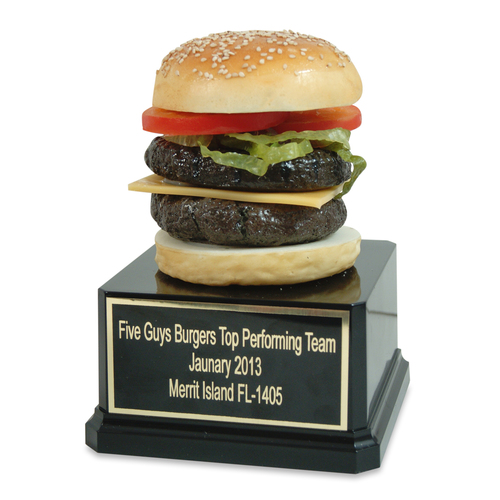Double Burger Trophy