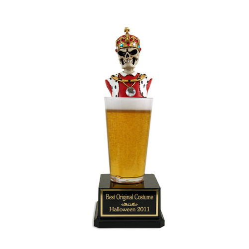 Halloween Beer King Award