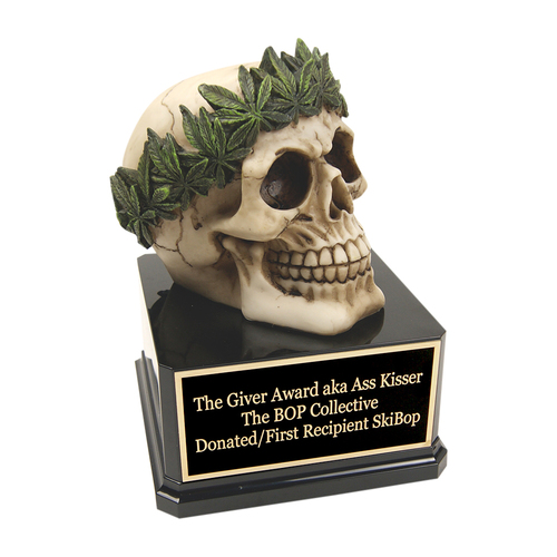 Cannabis Weed King Award
