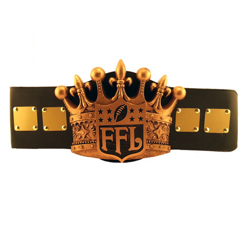 Fantasy Football Champion Belt