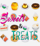 SWEETS & TREATS BODY OIL