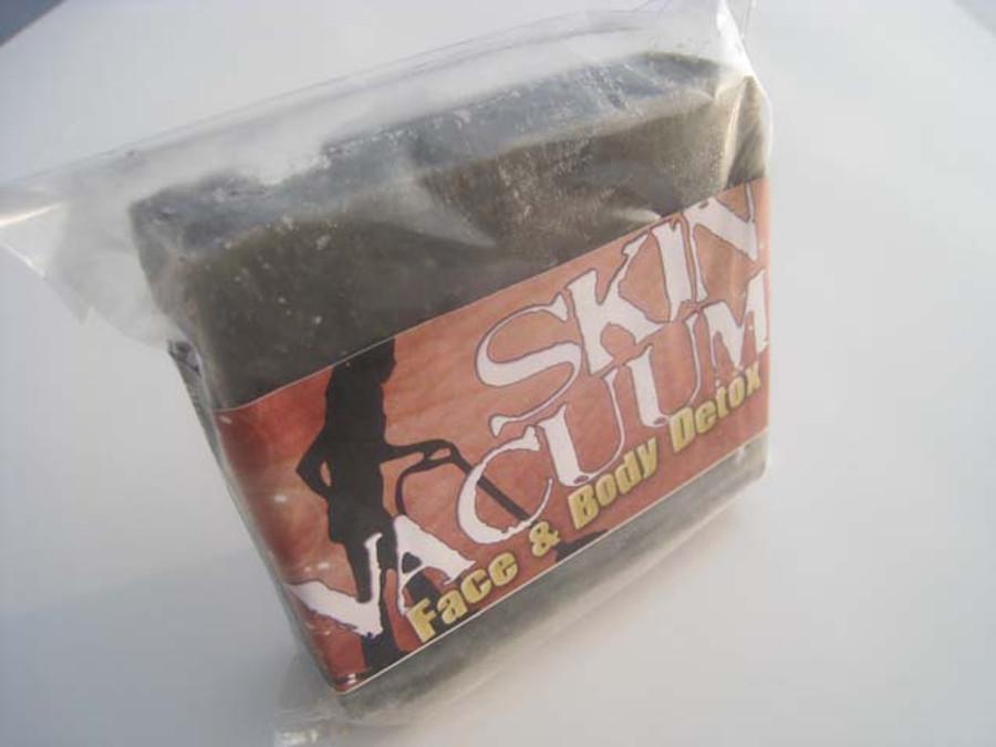 Skin Vacuum Detox Face & Body Bar