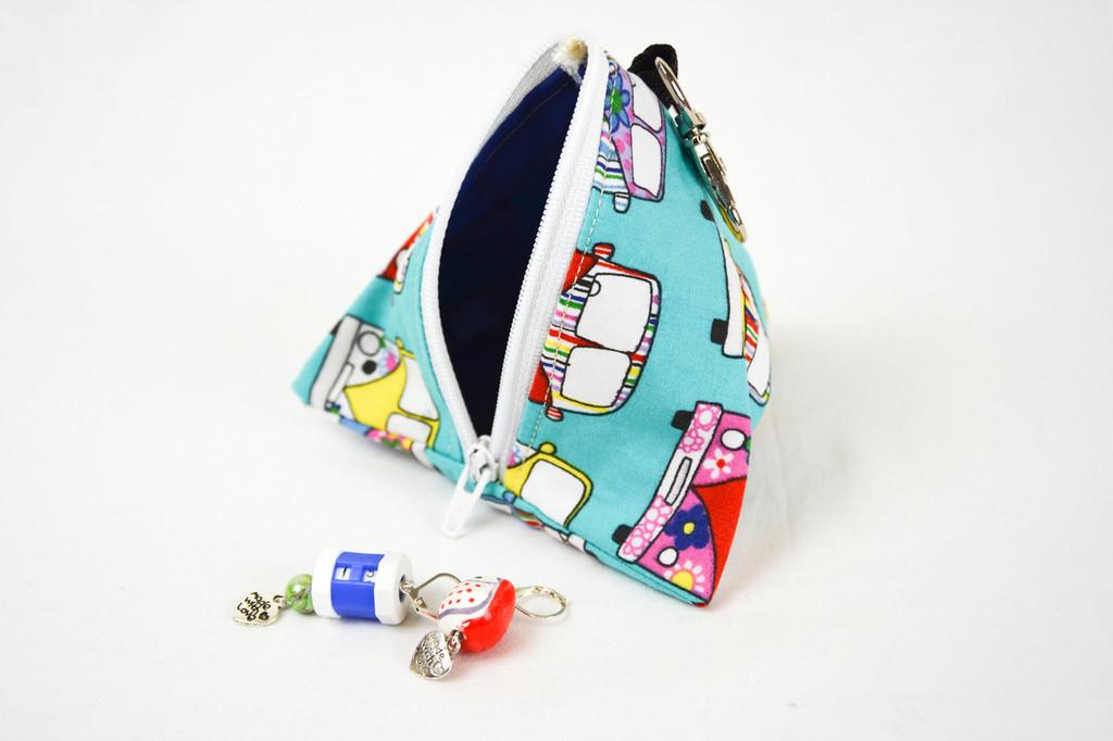 Camper Van bag, roll & pouch set