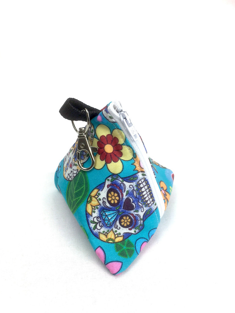 Sugar Skull Notion Pouch