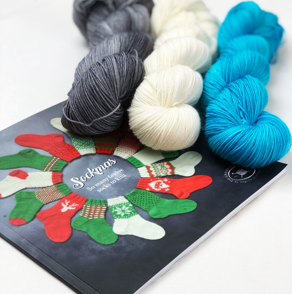 Sockmas Yarn Kit