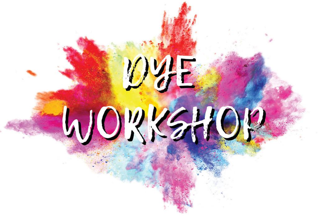 Dye Your Own Workshop