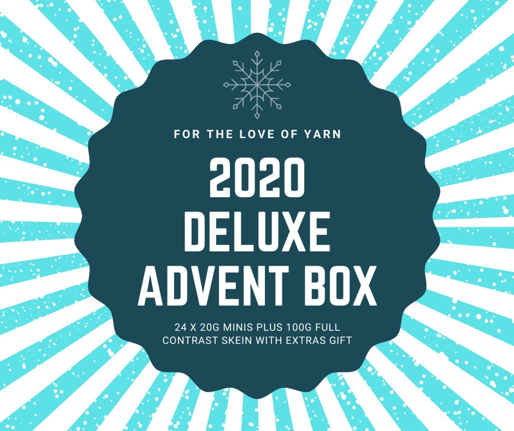 2020 Deluxe Advent
