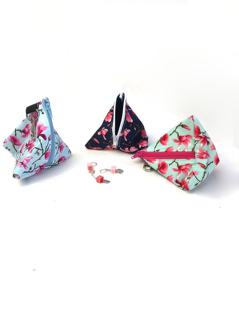 Blossom Notion Pouch