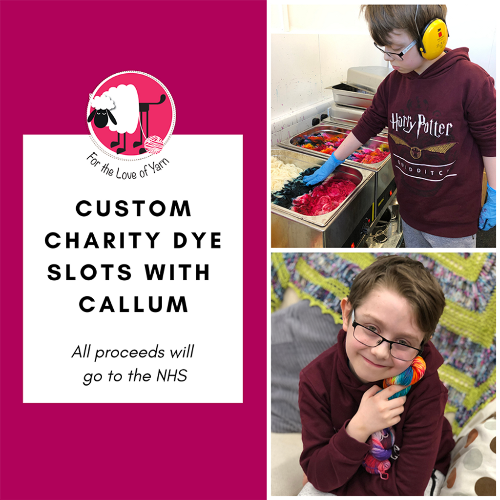 Custom Dye slot with Callum