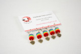 Rainbow Stitch Markers