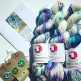 Speckle 'n' Splash Yarn club