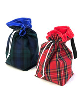 Tartan Project Bag