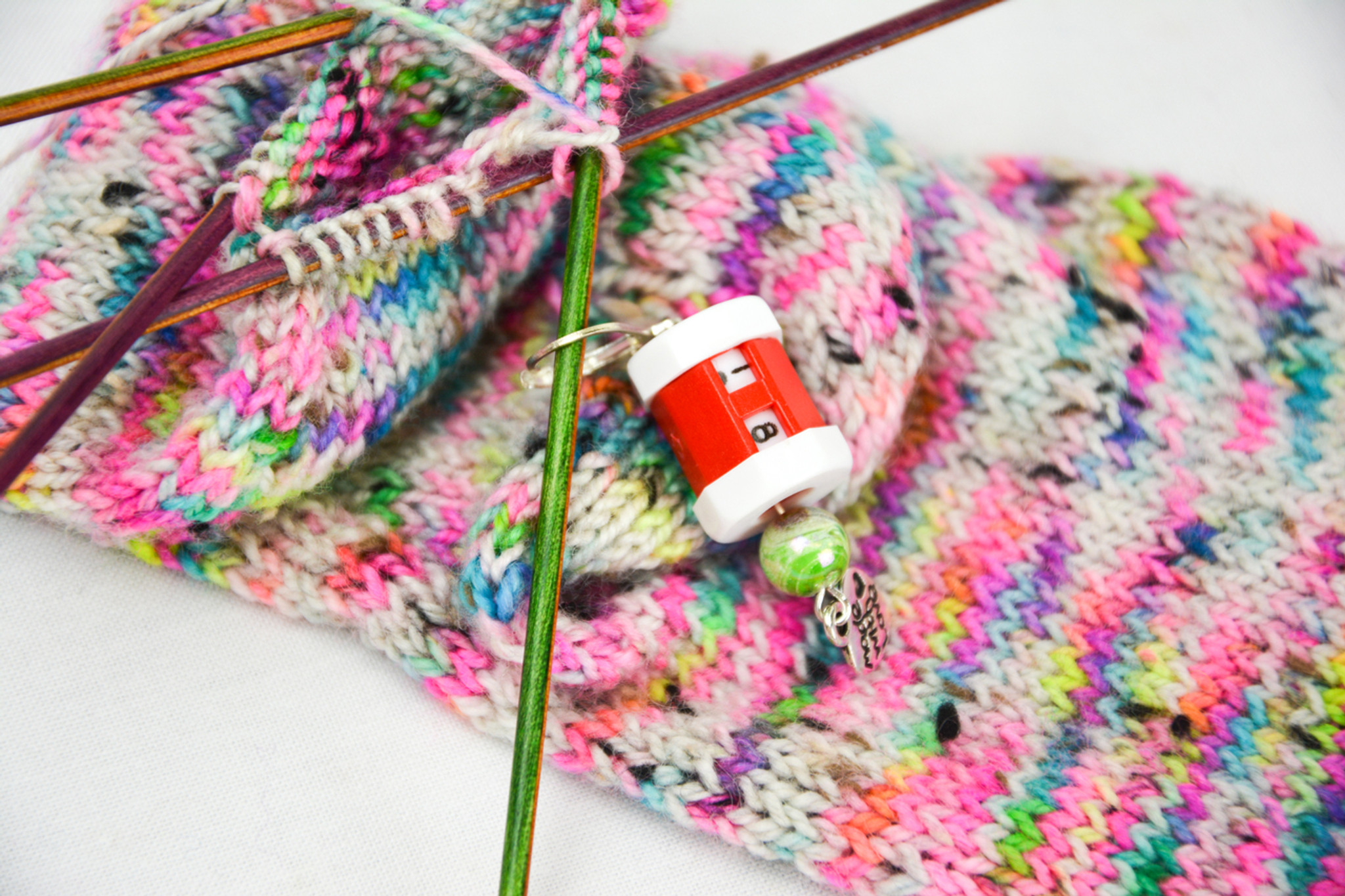 Row Counter Stitch Marker For The Love Of Yarn