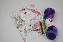 Yarn Lovers Colouring Book